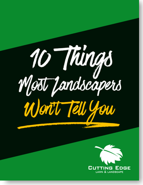10 things landscapers won't tell you