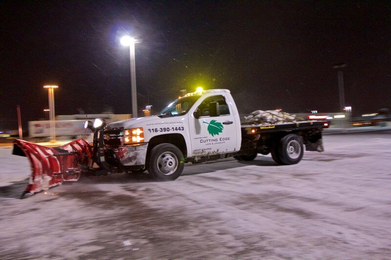 snow ice removal WIchita